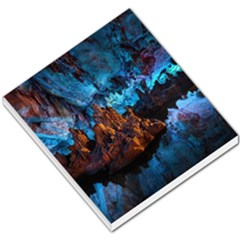 Reed Flute Caves 1 Small Memo Pads by trendistuff