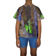 Phong Nha Ke Bang 2 Kid s Short Sleeve Swimwear