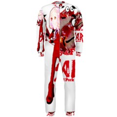 Michael Andrew Law s Mal Girl & Mr Bbq Pork Onepiece Jumpsuit (men)