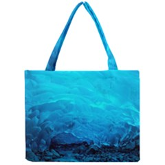 Mendenhall Ice Caves 3 Tiny Tote Bags