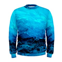 Mendenhall Ice Caves 3 Men s Sweatshirts