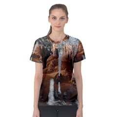 Jenolan Imperial Cave Women s Sport Mesh Tees