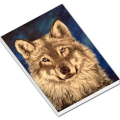 Wolf Large Memo Pads