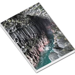 Fingals Cave Large Memo Pads by trendistuff