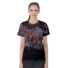 Caves Of Drach Women s Cotton Tee