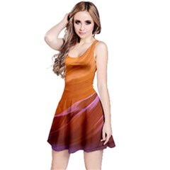 Antelope Canyon 2m Reversible Sleeveless Dresses by trendistuff