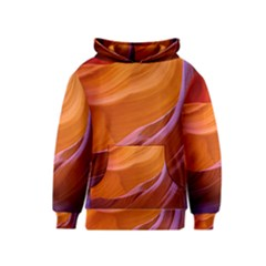 Antelope Canyon 2m Kid s Pullover Hoodies by trendistuff