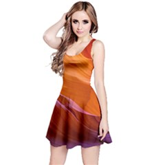Antelope Canyon 2 Reversible Sleeveless Dresses by trendistuff