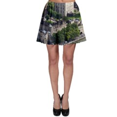 Tower Of London 1 Skater Skirts by trendistuff