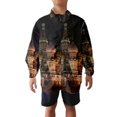 St Basil s Cathedral Wind Breaker (kids)