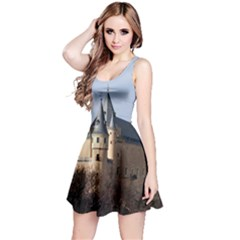 Segovia Castle Reversible Sleeveless Dresses by trendistuff