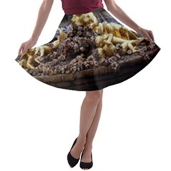 Palace Of Versailles 3 A Line Skater Skirt by trendistuff