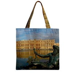 Palace Of Versailles 1 Zipper Grocery Tote Bags