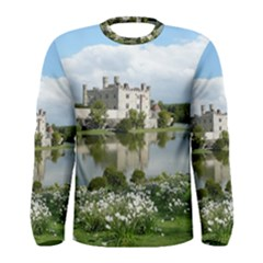 Leeds Castle Men s Long Sleeve T Shirts