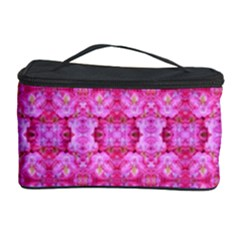 Pretty Pink Flower Pattern Cosmetic Storage Cases