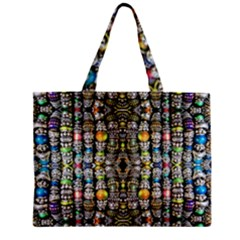 Kaleidoscope Jewelry  Mood Beads Zipper Tiny Tote Bags