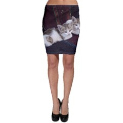 Kitty Twins Bodycon Skirts by trendistuff