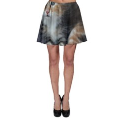 Comfy Kitty Skater Skirts by trendistuff