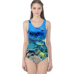 Fr Frigate Shoals One Piece Swimsuit