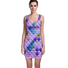 Mosaic & Co 01b Bodycon Dresses by MoreColorsinLife