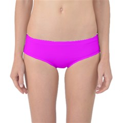 Trendy Purple  Classic Bikini Bottoms by Costasonlineshop