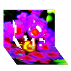 Dsc 0107222 Love 3d Greeting Card (7x5)  by timelessartoncanvas