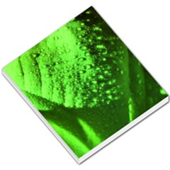 Green And Powerful Small Memo Pads by timelessartoncanvas