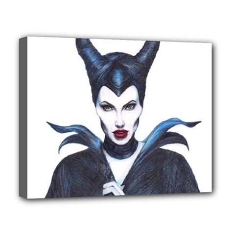 Maleficent Drawing Deluxe Canvas 20  X 16