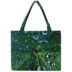 Morning Dew Tiny Tote Bags by Costasonlineshop