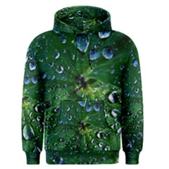 Morning Dew Men s Pullover Hoodie by Costasonlineshop