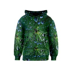 Morning Dew Kids  Zipper Hoodie by Costasonlineshop