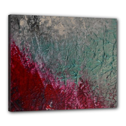 Metallic Abstract 1 Canvas 24  X 20  by timelessartoncanvas