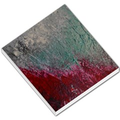 Metallic Abstract 1 Small Memo Pads by timelessartoncanvas