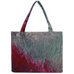Metallic Abstract 1 Tiny Tote Bags by timelessartoncanvas