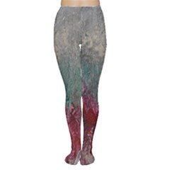 Metallic Abstract 1 Women s Tights by timelessartoncanvas