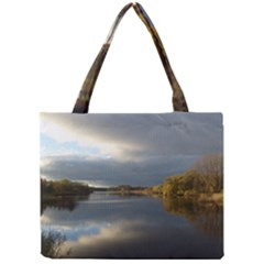 View   On The Lake Mini Tote Bag by Costasonlineshop