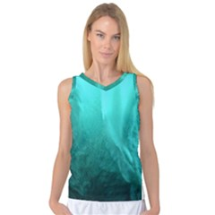 Floating Women s Basketball Tank Top by timelessartoncanvas