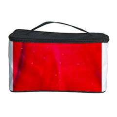 Red And Beautiful Cosmetic Storage Cases