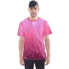 Floating Pink Men s Sport Mesh Tee by timelessartoncanvas