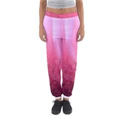 Floating Pink Women s Jogger Sweatpants by timelessartoncanvas