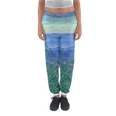 Fantasy Landscape Photo Collage Women s Jogger Sweatpants by dflcprintsclothing