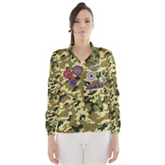 Team1 0007 B Wind Breaker (women) by walala
