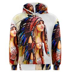 Indian 22 Men s Zipper Hoodie by indianwarrior