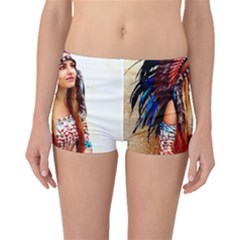 Indian 21 Boyleg Bikini Bottoms by indianwarrior