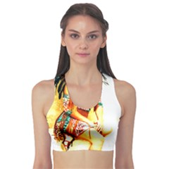 Indian 16 Sports Bra by indianwarrior