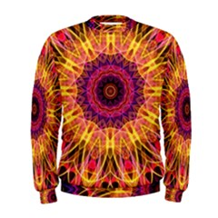 Gemstone Dream Men s Sweatshirt by Zandiepants