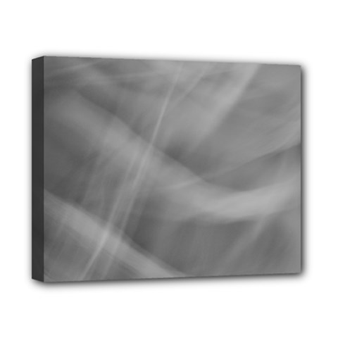 Gray Fog Canvas 10  X 8  by timelessartoncanvas
