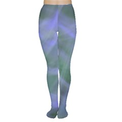 Purple Fog Women s Tights by timelessartoncanvas