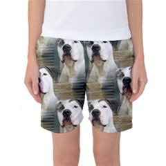 Pit Bull T Bone 2015/05/25 Women s Basketball Shorts