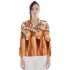 Indian 27 Wind Breaker (women) by indianwarrior